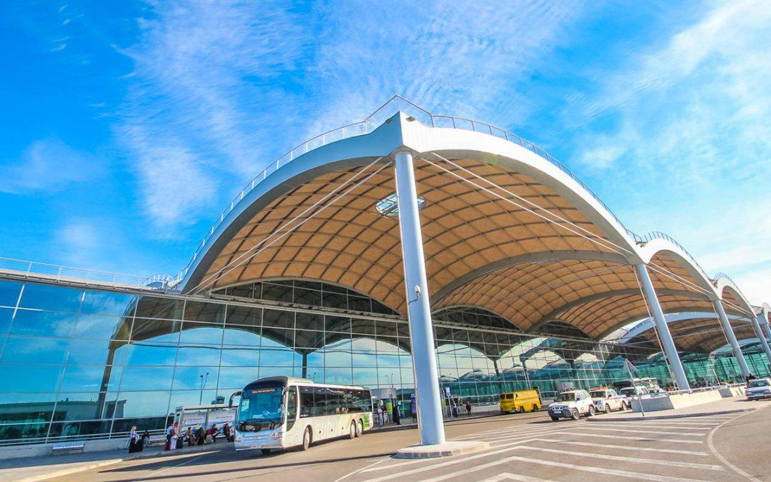Alicante airport passenger numbers sky-high over summer 2019