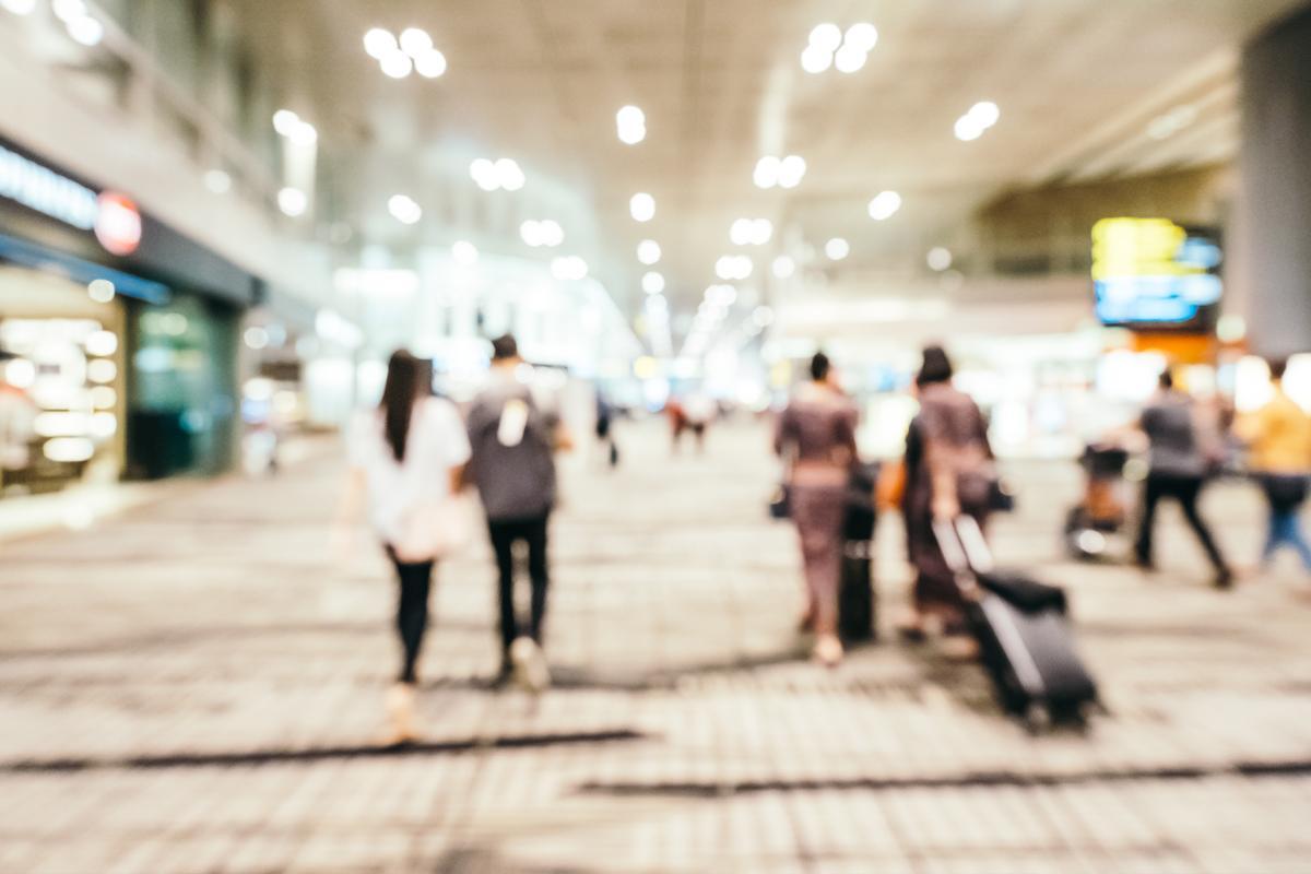 Alicante airport passenger traffic summer 2019