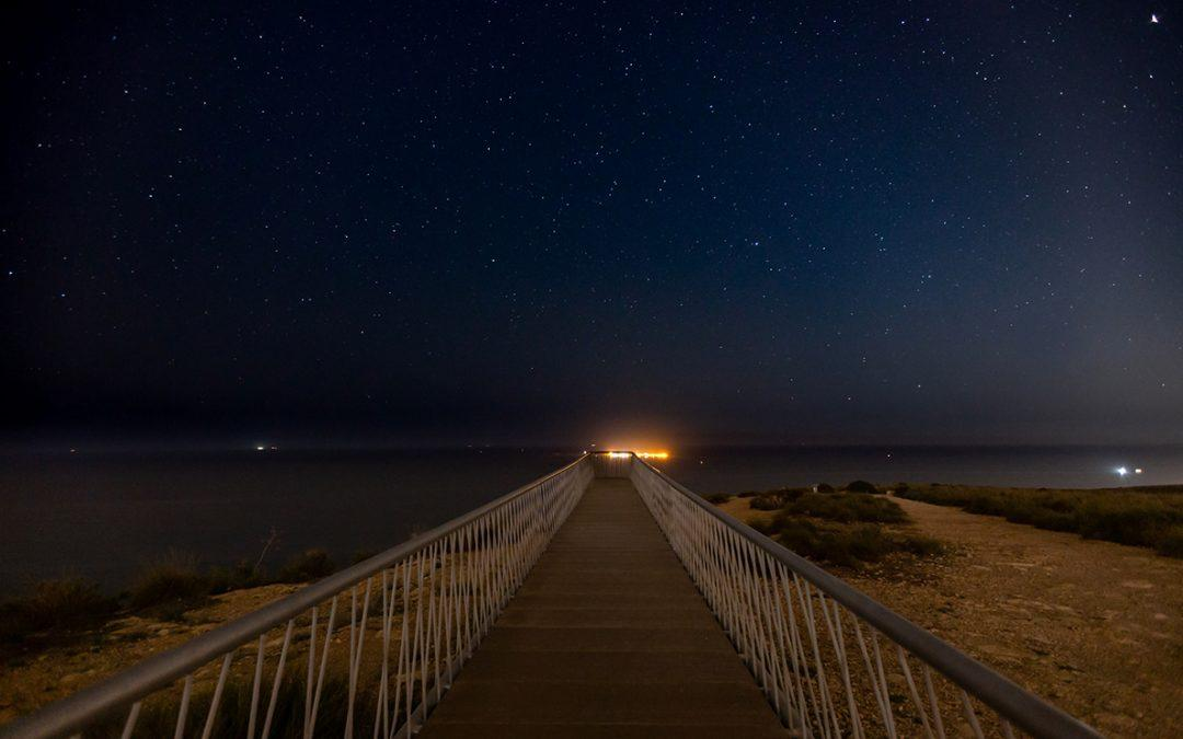 Chasing the stars, finding the Milky Way on the Costa Blanca